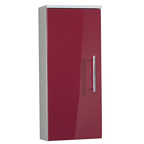 Badezimmerschrank Rot: Badmöbel Rot Kaufen » Badmöbel Rot Online Ansehen