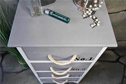badkommode badschrank badregal kommode maritim landhaus 77. Black Bedroom Furniture Sets. Home Design Ideas
