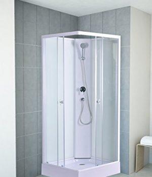 Dusche Komplett Kaufen. Walkin Dusche X X Mm Mit Duschtren Premium ...