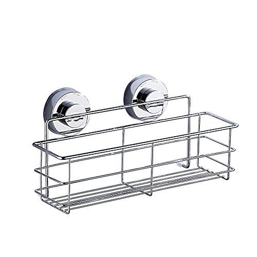 duschablage edelstahl ohne bohren eck duschablage emco loft zum einhangen kunststoff edelstahl. Black Bedroom Furniture Sets. Home Design Ideas