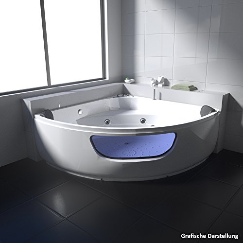 tronitechnik whirlpool badewanne wanne jacuzzi. Black Bedroom Furniture Sets. Home Design Ideas