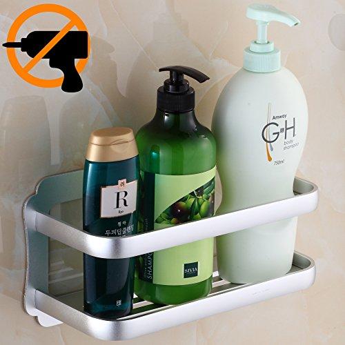 wangel duschkorb duschablage ohne bohren patentierter. Black Bedroom Furniture Sets. Home Design Ideas