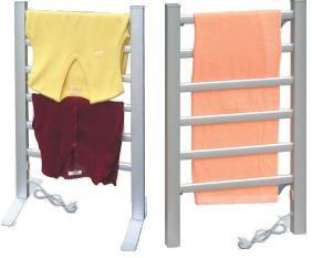 4030 elektrischer w schest nder handtuchhalter w schew rmer wandmontage oder freistehend 6. Black Bedroom Furniture Sets. Home Design Ideas