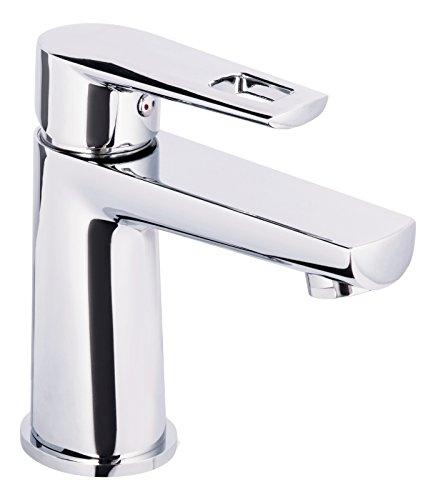 AquaSu Einhandmischer Midano für Waschtisch  Offener  ~ Wasserhahn Hebel
