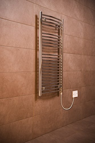elektrischer handtuchheizk rper badheizk rper 1100x500. Black Bedroom Furniture Sets. Home Design Ideas