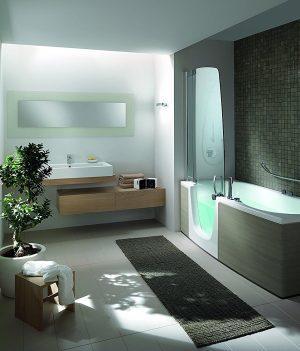 Badewanne mit Dusche kaufen » Badewanne mit Dusche online ansehen | {Duschbadewanne stairway 80}