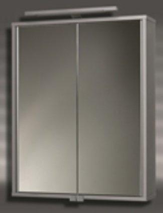 alu spiegelschrank 128070 l spiegelschrank 80x70x15cm mit led leuchte as. Black Bedroom Furniture Sets. Home Design Ideas