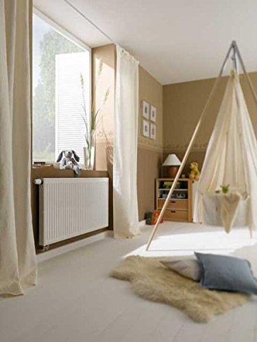 kermi profil x2 v typ33 bh900 x 155 x 1200 mm qn3628. Black Bedroom Furniture Sets. Home Design Ideas