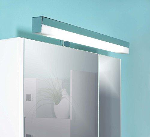 schildmeyer 105852 spiegelschrank 65 x 20 x 76 cm wei glanz. Black Bedroom Furniture Sets. Home Design Ideas