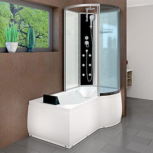 badewanne mit duschkabine badewannen duschkabine hauptdesign bad wohnen in bochum komfort. Black Bedroom Furniture Sets. Home Design Ideas