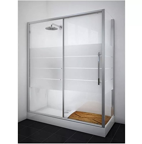 kit ersatz badewanne mit dusche und duschtasse mit platten 170. Black Bedroom Furniture Sets. Home Design Ideas