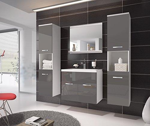 badmobel schwarz, badmöbel schwarz kaufen » badmöbel schwarz online ansehen, Design ideen