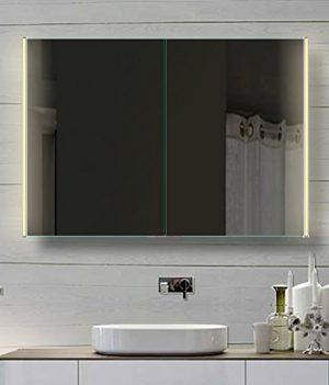 Spiegelschrank 120cm kaufen » Spiegelschrank 120cm online ansehen
