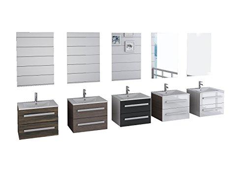 Badmobel Florida Gaste Wc Waschtisch Set Mit 2 Schubladen 5 Moderne