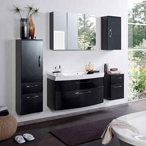 badm bel set badezimmerm bel paris komplett set. Black Bedroom Furniture Sets. Home Design Ideas