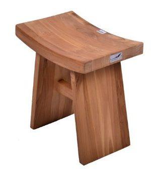 massik sitzhocker | hocker aus massivholz