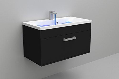 aqua bagno design waschbecken aufsatzbecken 60x42cm keramik wei waschtisch waschschale