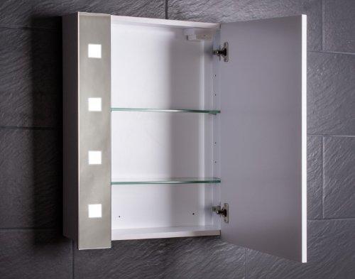 galdem cube6 spiegelschrank. Black Bedroom Furniture Sets. Home Design Ideas