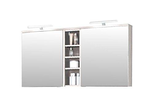 spiegelschrank 120cm kaufen spiegelschrank 120cm online ansehen. Black Bedroom Furniture Sets. Home Design Ideas
