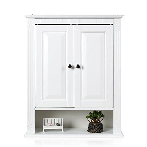 Wandschrank weiß | badschrank weiß