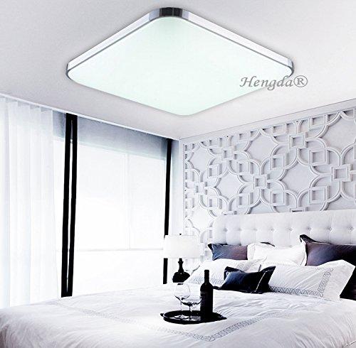 Hengda® 12W Energiespar LED Deckenleuchte Küche Badlampe Wohnzimmer ...