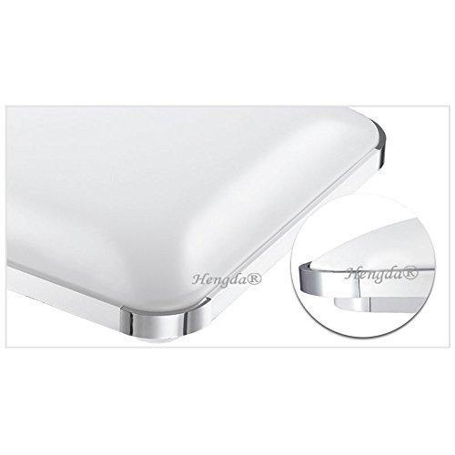 Hengda® 12W Energiespar LED Deckenleuchte Küche Badlampe