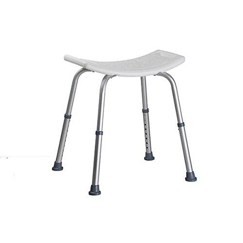 homestyle 25742 duschhocker plastik wei aluminium 51 0 x 45 0 x 56 0 cm. Black Bedroom Furniture Sets. Home Design Ideas