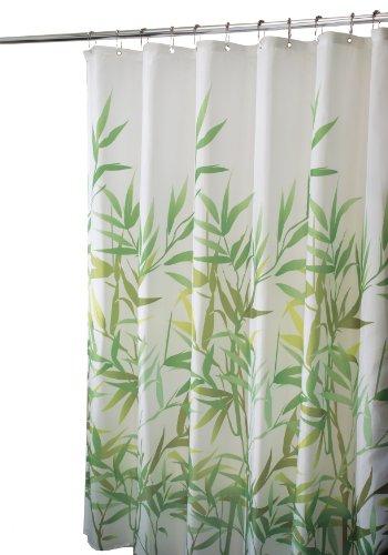 Duschvorhang grün | Duschvorhang 183x183 cm  | Bad Accessoires Duschvorhang
