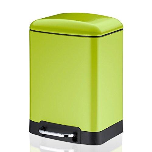 Bad Accessoires kosmetikeimer grün | kosmetikeimer grün | Badezimmereimer grün