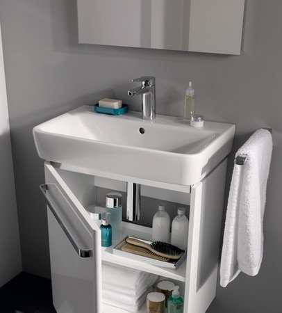 keramag renova nr 1 comprimo neu waschtisch 60 cm. Black Bedroom Furniture Sets. Home Design Ideas