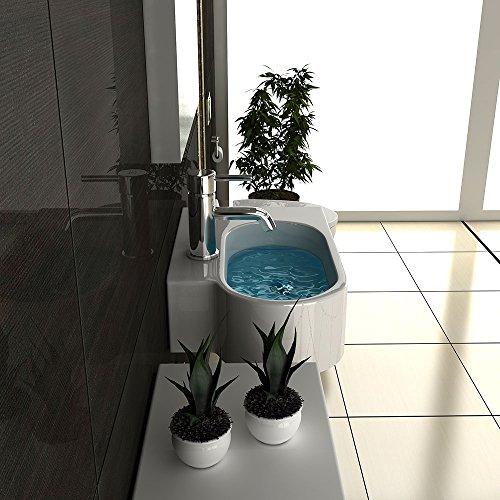 keramik handwaschbecken badezimmer design waschtische. Black Bedroom Furniture Sets. Home Design Ideas
