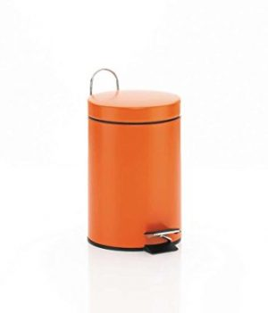 Kosmetikeimer orange 3 liter | Bad Accessoires Kosmetikeimer