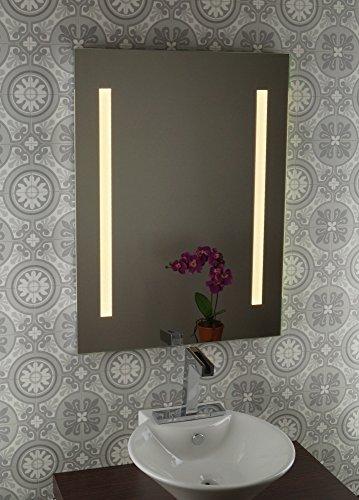 Led badspiegel badezimmerspiegel leuchtspiegel - Badezimmerspiegel mit beleuchtung gunstig ...