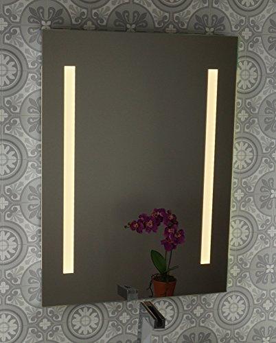 Handtuchheizkörper Mit Indirekter Beleuchtung: LED Badspiegel / Badezimmerspiegel / Leuchtspiegel