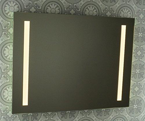 Led badspiegel badezimmerspiegel leuchtspiegel for Hochwertiger spiegelschrank bad
