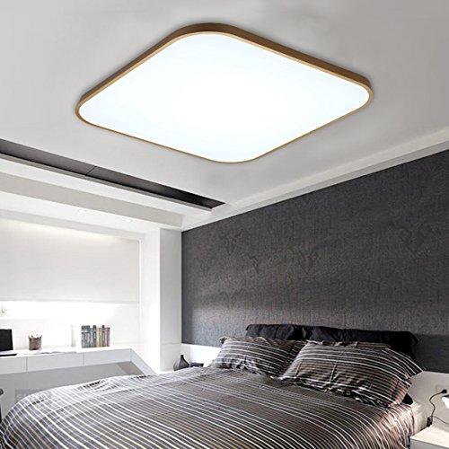 LED Schlafzimmerlampe Wohnlampe 60-64W Deckenleuchte 35 Zoll ...