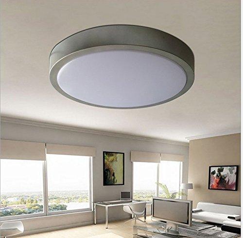 mctech 12w 15w 18w 36w 48w 64w led modern deckenleuchte deckenlampe flur wohnzimmer lampe. Black Bedroom Furniture Sets. Home Design Ideas