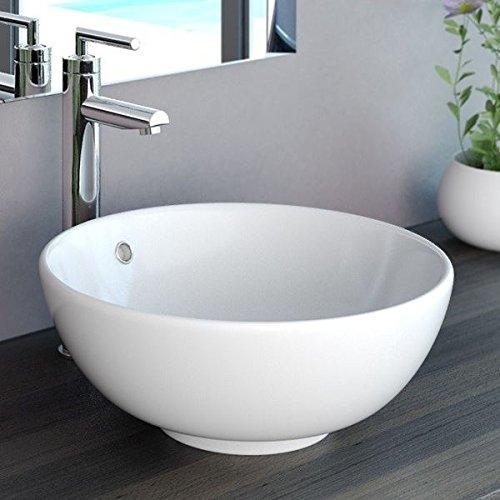 neg waschbecken uno20a rund aufsatz waschschale. Black Bedroom Furniture Sets. Home Design Ideas