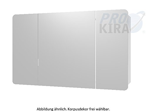 Pelipal Balto Spiegelschrank (BL-SPS 20) Badmöbel / Comfort N / 120 cm