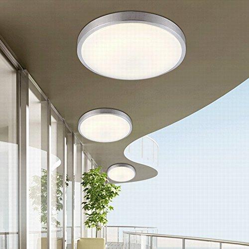 Häufig SAILUN 15W LED Panel Warmweiß / Kaltweiß Moderne Deckenlampe TP97