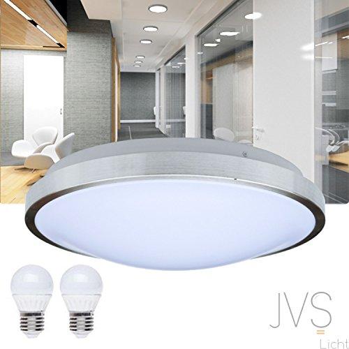 Savony Ip20 Inkl 2x Led Leuchtmittel E27 2x 13w 2210lm Decken Wandleuchte Deckenlampe Wandlampe Fur Led Esl Online Kaufen