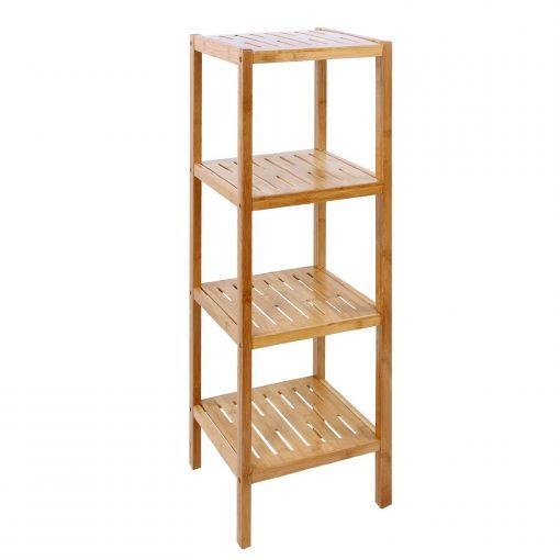 Badezimmerregal | Bambus Regal für Badezimmer |  Bad Accessoires