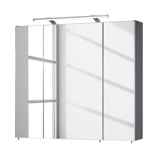 Spiegelschrank 80x75x16