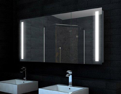Spiegelschrank 120cm Kaufen » Spiegelschrank 120cm Online
