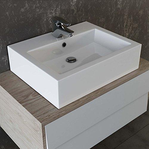 vilstein keramik waschbecken aufsatz waschbecken. Black Bedroom Furniture Sets. Home Design Ideas