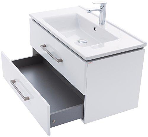 waschplatz badm bel set mit 2 ausz gen ma e 65 cm x 55 cm x 45 cm bxhxt marke juventa. Black Bedroom Furniture Sets. Home Design Ideas