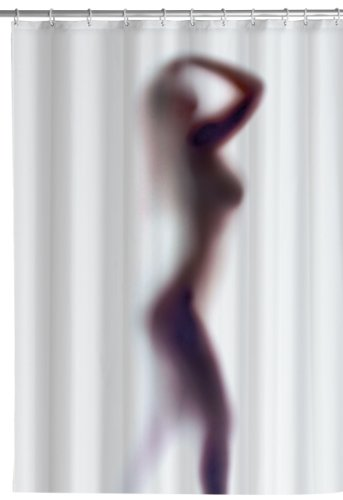 Duschvorhang kunststoff | anti-schimmel duschvorhang | Bad Accessoires Duschvorhang