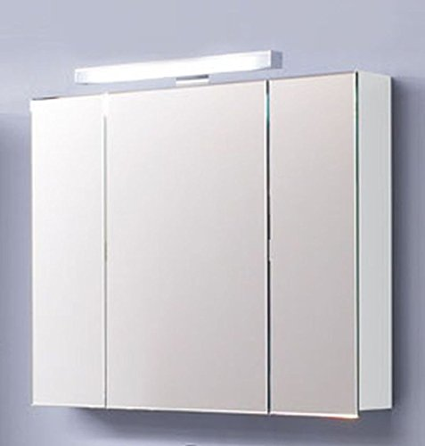 Zoll lavie alina jolie danielle spiegelschrank mit 3 t ren for Breite golf 6 mit spiegel