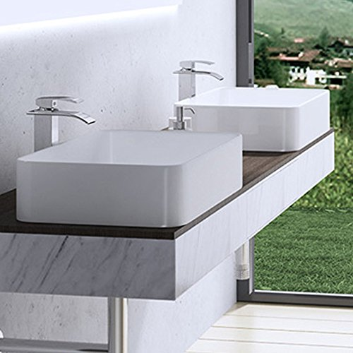 bth 58x38x13 cm design aufsatzwaschbecken br ssel105d aus keramik waschschale waschbecken. Black Bedroom Furniture Sets. Home Design Ideas