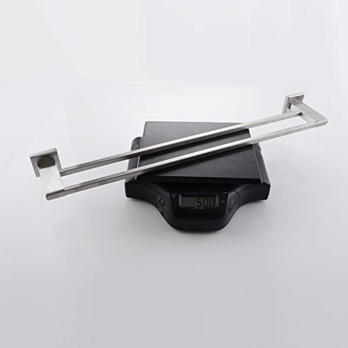 kes geb rsteter handtuchhalter aus edelstahl zur wandmontage a2400 p. Black Bedroom Furniture Sets. Home Design Ideas
